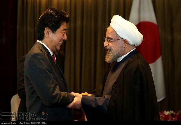 Japan PM Abe considering June Iran visit: report