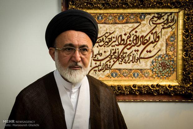 سفر حجت الاسلام سید علی قاضی عسگر نماینده ولی فقیه در امور حج و زیارت به شاهرود