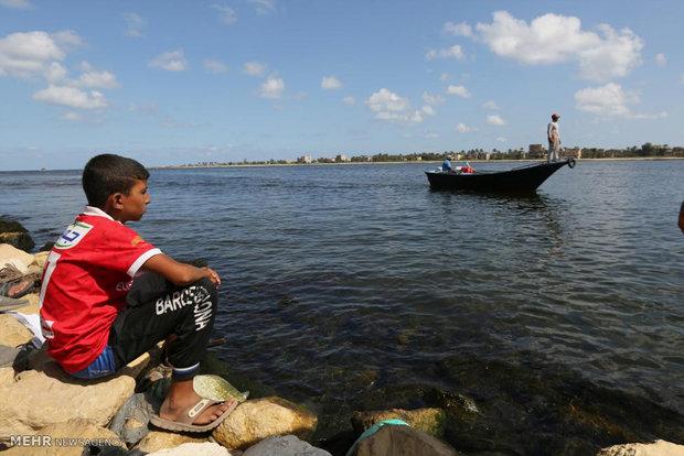غرق شدن صدها پناهجو در آبهای مصر