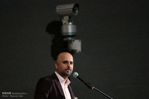 مسعود نجفی، مدیر پردیس سینمایی تماشا
