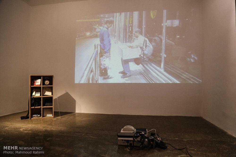 افتتاح ششمین نمایشگاه هنر دیجیتال