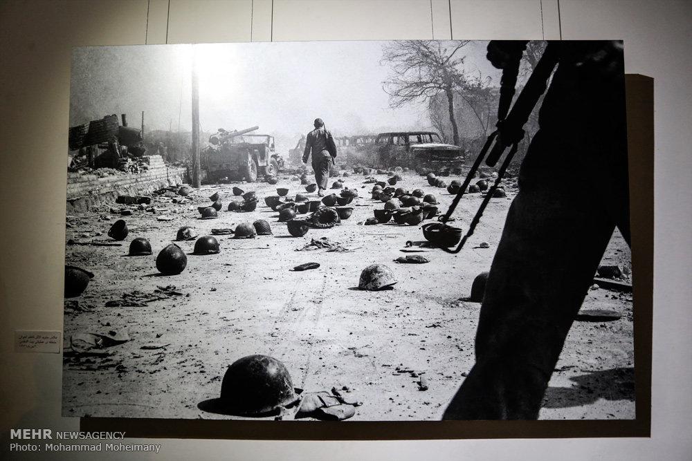 نشست تخصصی عکاسی جنگ