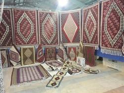 عرضه صنایع دستی بانوان مازندران در نمایشگاه دائمی گرجستان