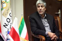 کیومرث هاشمی - رئیس کمیته ملی المپیک