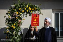 İran'da okullar açıldı