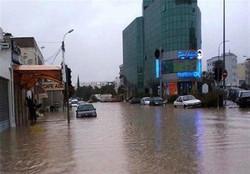 الفيضانات تجتاح العاصمة التونسية