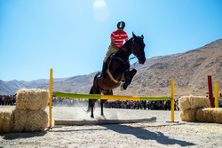 Horse beauty, riding contest in Arak