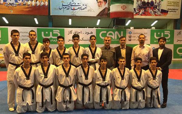Junior taekwondo squad to depart for Canada