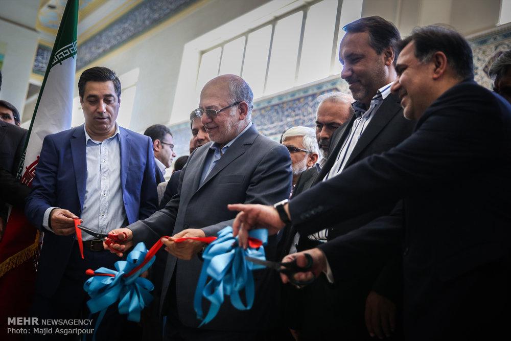 افتتاح چهارمین نمایشگاه بینالمللی دریایی ایران