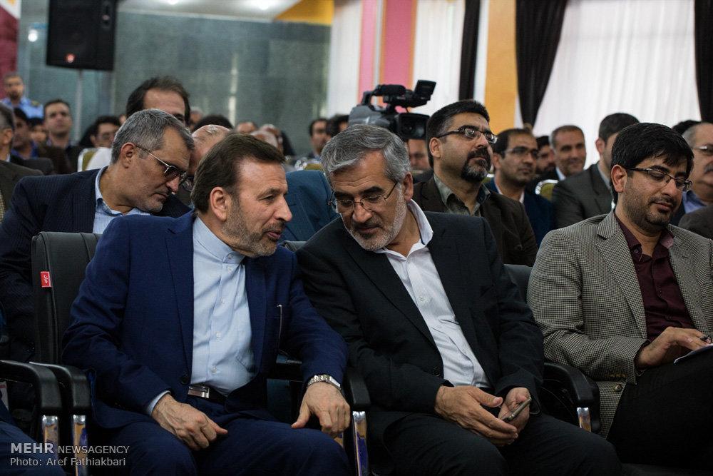 مراسم بازگشایی مدارس استان البرز و افتتاح دبیرستان مهدیه
