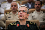 Army chief Bagheri lands in Russia