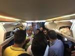 فرود پرواز مشهد - نوشهر در تهران/ مسافران درمهرآباد سرگردانند