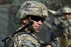 یک نظامی آمریکایی در افغانستان کشته شد