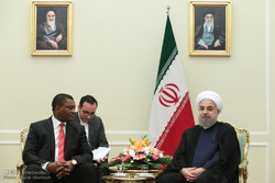 Iran welcomes bolstering ties with Kenya
