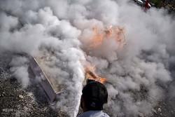 پرند امکانات آتش نشانی ندارد/ حادثه در کمین ۱۲۰ هزار واحد مسکونی