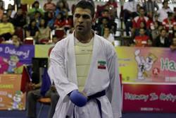 ذبیح الله پورشیب - عضو تیم ملی کاراته