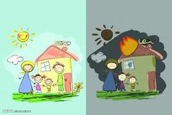 برترین کاریکاتورها؛ کودکان جنگ