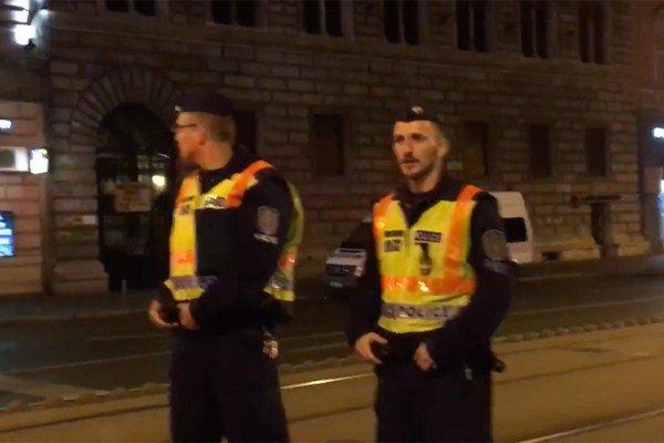 انفجار پایتخت مجارستان را لرزاند