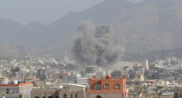 Arab Coalition Airstrike leaves 8 dead, 9 injured in Yemen