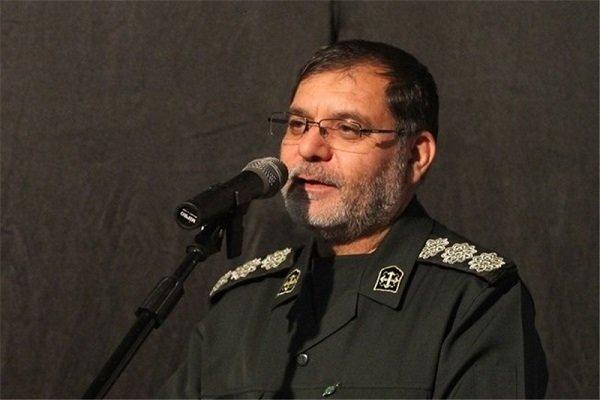 سپاه در عرصه سازندگی رقیب پیمانکاران داخلی نیست