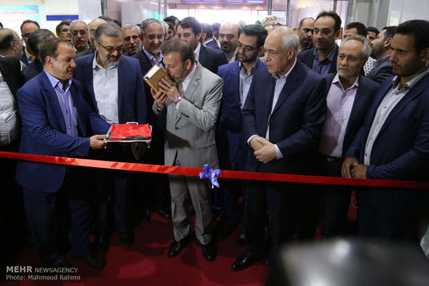 17th Telecom Exhibit opens in Tehran