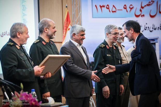Supreme National Defense University starts new academic year