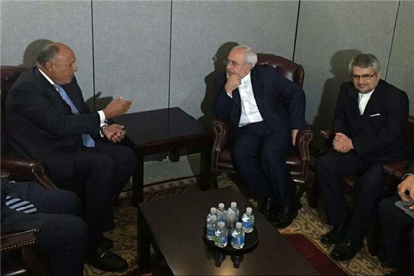 خشم عربستان از دیدار وزیران خارجه ایران و مصر