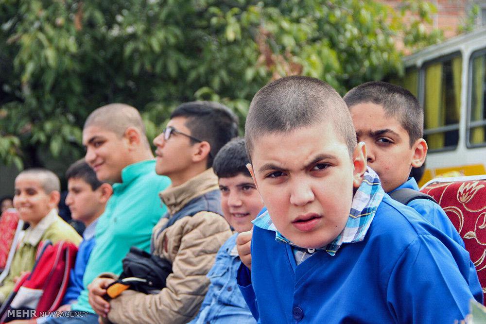 آغاز مهر در مدرسه استثنایی امام جواد (ع) ساری