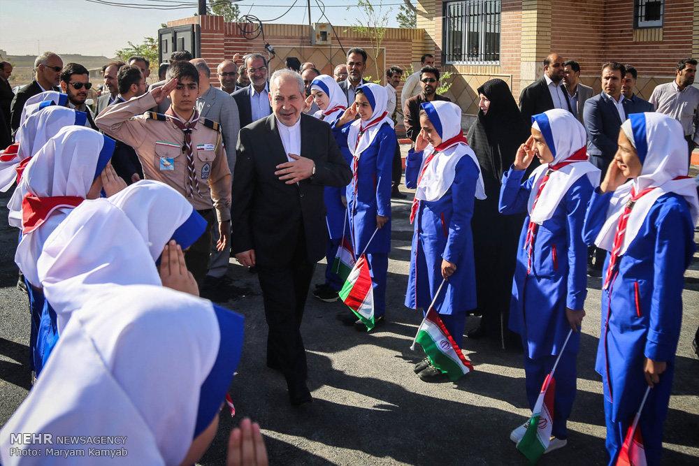 بهره برداری از 200 مدرسه برکت