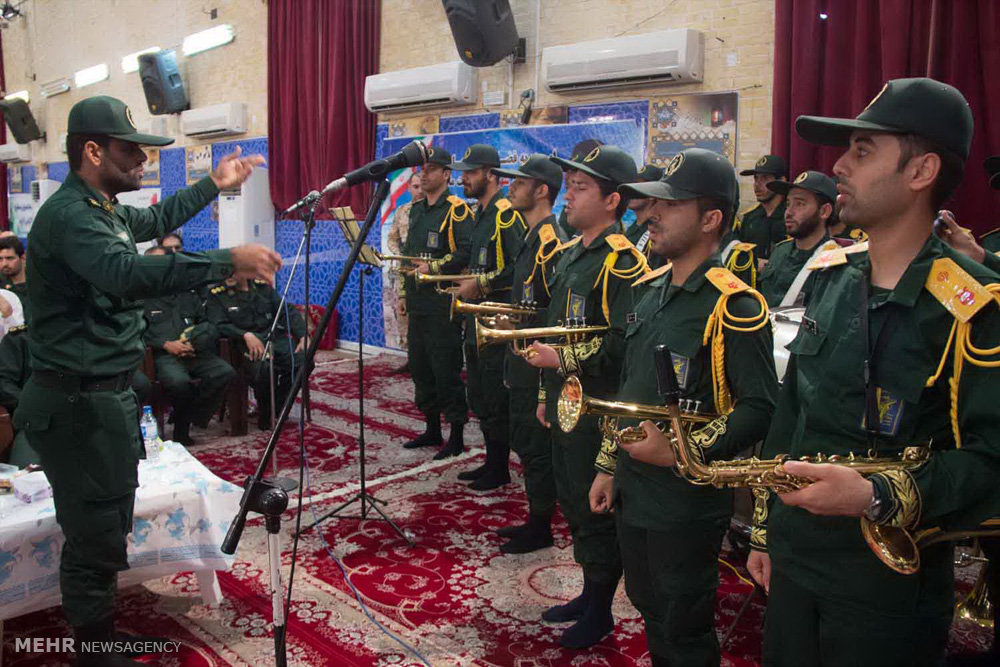 تجمع پیشکسوتان دفاع مقدس استان بوشهر