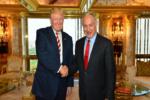 ایران و فلسطین محور دیدار نتانیاهو و ترامپ در نیویورک