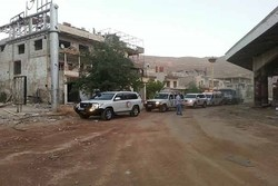 ارسال کمک های انسانی به حومه دمشق و ادلب/۲۱ مورد نقض آتش بس