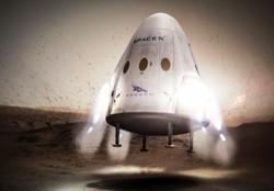 جزئیات سفر انسان به مریخ اعلام می شود
