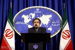 نشست خبری سخنگوی وزارتامور خارجه
