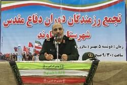 ولایتمداری ملت ایران دشمنان را درمانده کرده است
