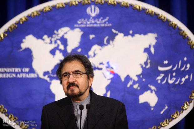 الخارجية الايرانية  تستنكر الهجوم الارهابي في مزار شريف شمال افغانستان