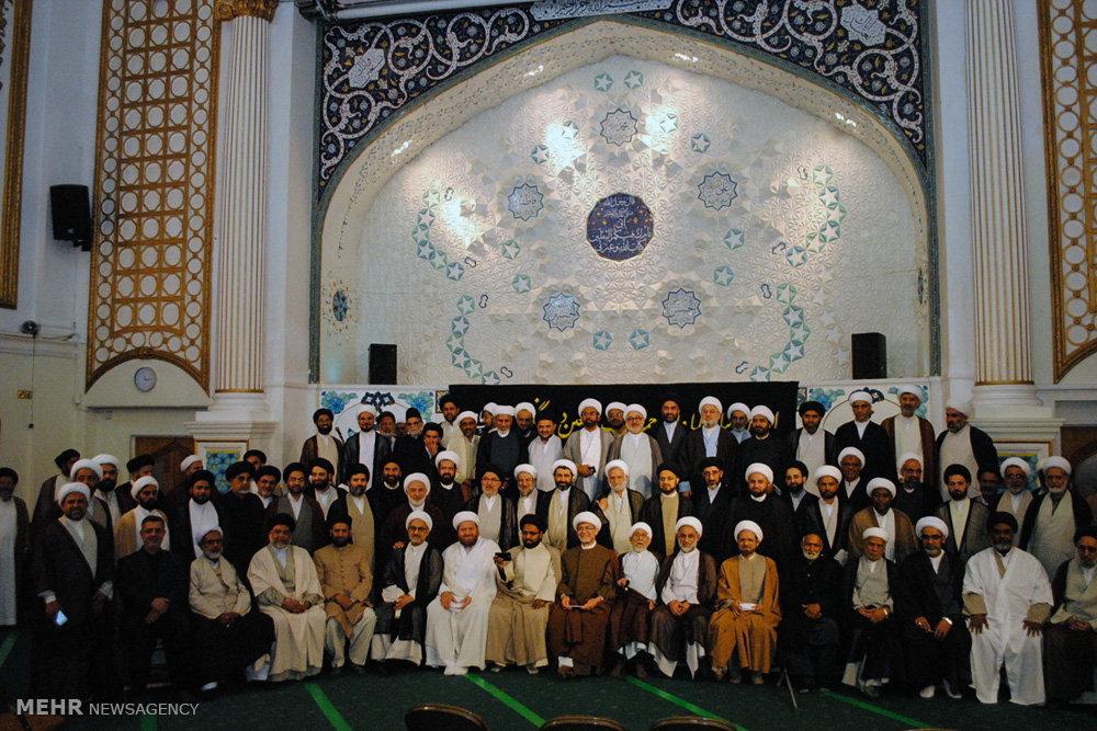 بیست و سومین نشست روحانیون در آستانه ماه محرم