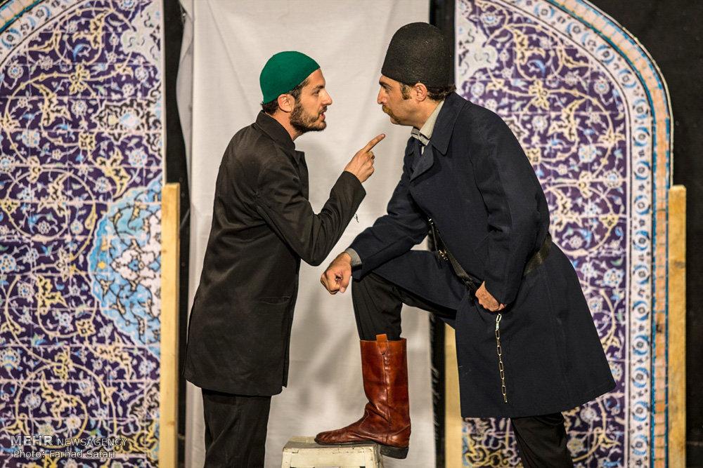 نوزدهمین جشنواره تئاتر استانی قزوین