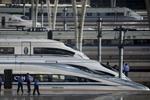 قطارهای تندروی چینی با سرعت ۵۰۰ کیلومتر در ساعت