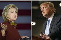 واشنطن بوست: اجابات كلينتون أفضل من ترامب في المناظرة