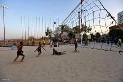 اردوی مشترک والیبال ساحلی ایران و تاجیکستان برگزار می شود