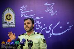 سردار سعید منتظر المهدی سخنگوی نیروی انتظامی