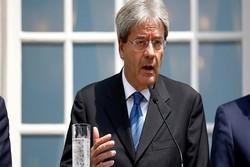 وزیر خارجه ایتالیا خواستار فشار آوردن مسکو به اسد شد