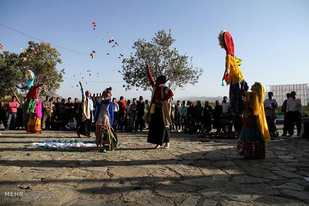 إقامة الدورة الحادية عشر لمهرجان مسرح الشوارع في مريوان