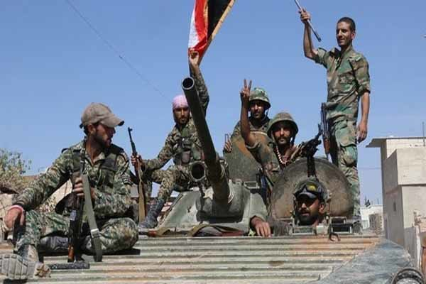 Syrian army inflicts heavy loses upon terrorists in Deir Ezzor