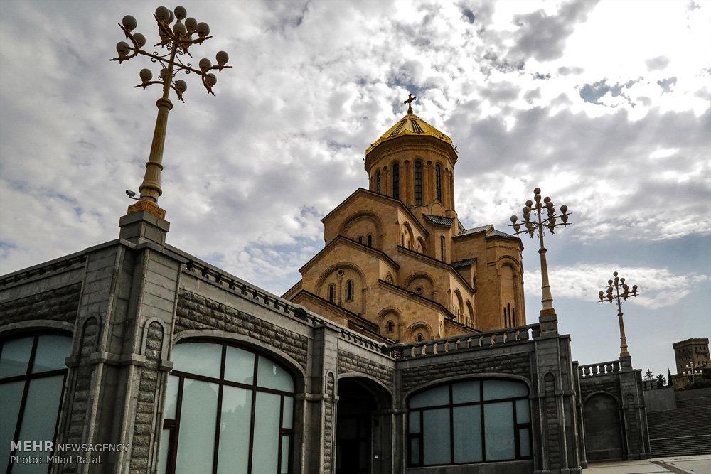 کلیسای جامع تثلیث معروف به سامِبا