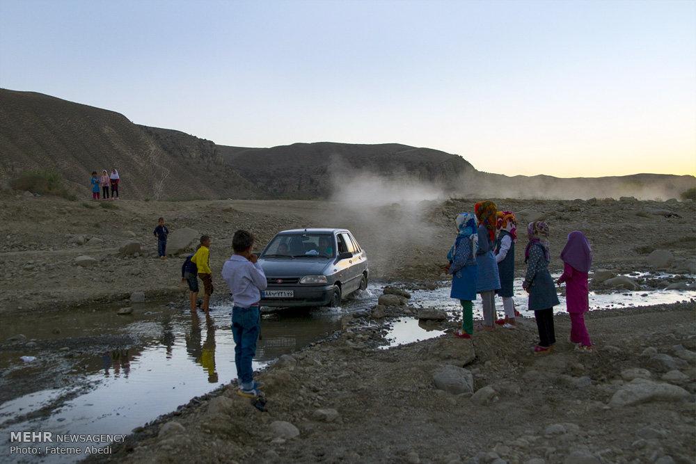 روستای ایری قایه در منطقه راز و جرگلان استان خراسان شمالی