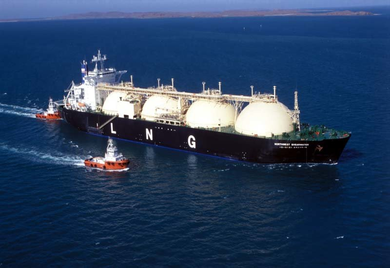 Iran's H1 gas exports up 3.4% y/y