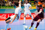 Spirited Iran fails to qualify for Futsal World Cup final