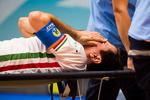 کاپیتان تیم ملی فوتسال ایران به شدت آسیب دید